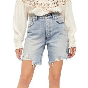 Free People Sequoia short size 27